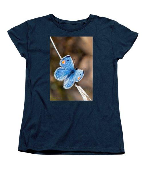 Sonoran Blue Women's T-Shirt (Standard Cut) by Jim Thompson