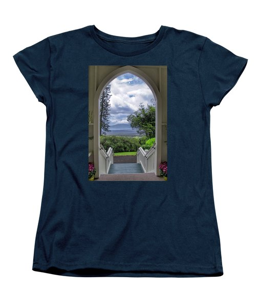 St. John's 28 Women's T-Shirt (Standard Cut) by Dawn Eshelman