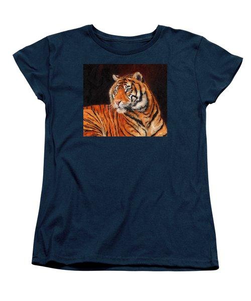 Sumatran Tiger  Women's T-Shirt (Standard Cut)