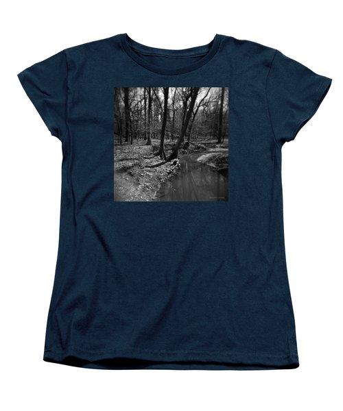 Thorn Creek Women's T-Shirt (Standard Cut) by Verana Stark