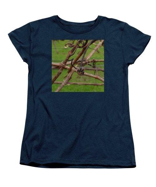 Vineart . Vat 3.6 Women's T-Shirt (Standard Cut) by Cheryl Miller