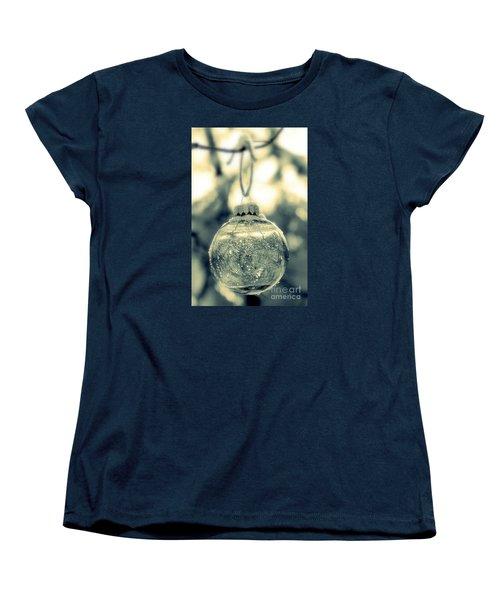 Xmas Ball Women's T-Shirt (Standard Cut) by France Laliberte