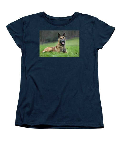 101130p018 Women's T-Shirt (Standard Cut) by Arterra Picture Library