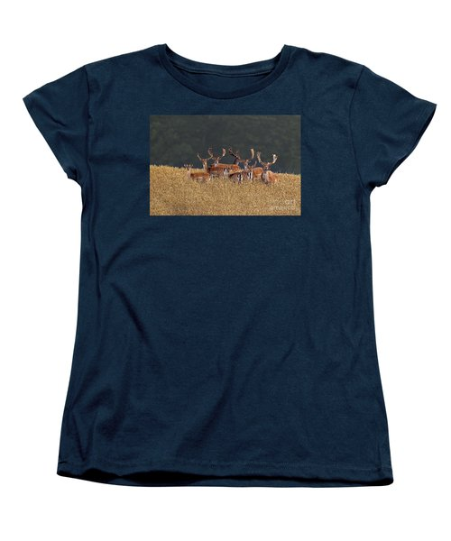 Women's T-Shirt (Standard Cut) featuring the photograph 130201p298 by Arterra Picture Library
