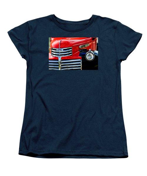 1942 Gmc  Pickup Truck Women's T-Shirt (Standard Cut) by Jill Reger