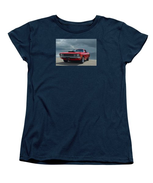1972 Dodge Demon Women's T-Shirt (Standard Cut) by Tim McCullough