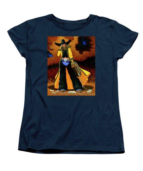 Bonnie Women's T-Shirt (Standard Cut) by Lance Headlee