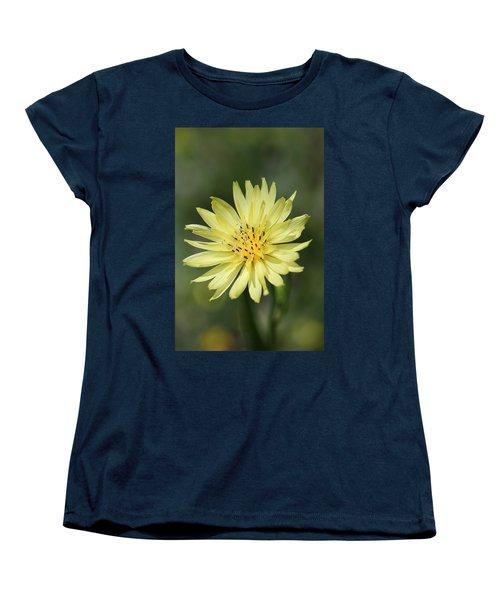 Women's T-Shirt (Standard Cut) featuring the photograph Dandelion by Ester  Rogers