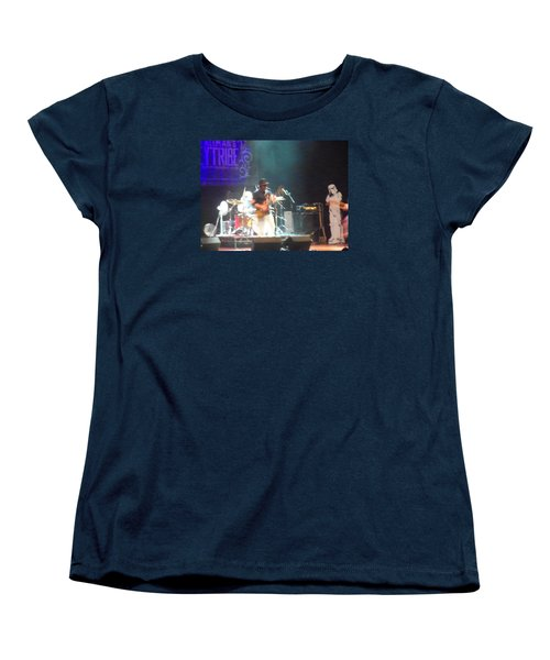 Devon Allman And The Honeytribe Women's T-Shirt (Standard Cut) by Kelly Awad