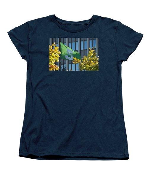 Flag Women's T-Shirt (Standard Cut) by Joseph Yarbrough