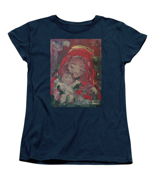 Hope  Women's T-Shirt (Standard Cut) by Laurie L