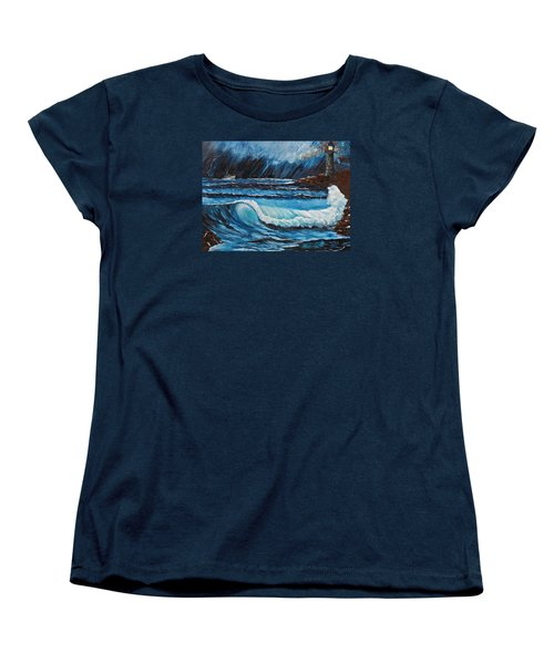 Hope  Women's T-Shirt (Standard Cut) by Patricia Olson