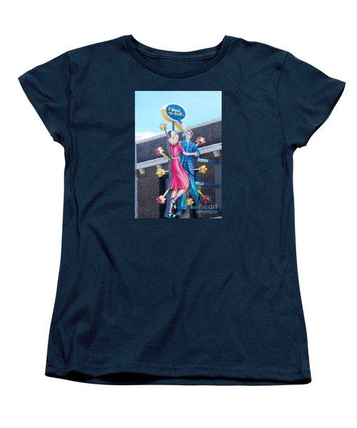 I Found My Thrill Women's T-Shirt (Standard Cut) by Kelly Awad