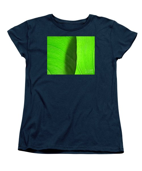 In Passing Light Women's T-Shirt (Standard Cut) by CML Brown