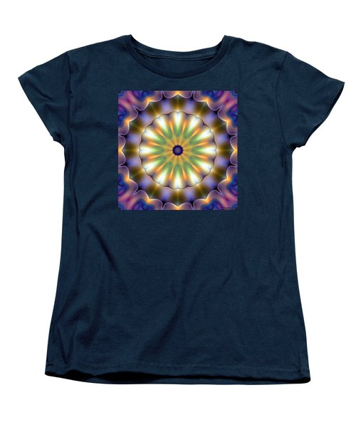 Mandala 105 Women's T-Shirt (Standard Cut) by Terry Reynoldson