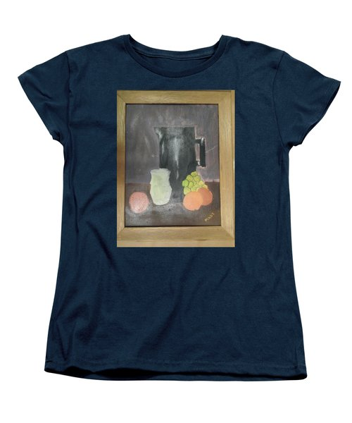 #2 Women's T-Shirt (Standard Cut) by Mary Ellen Anderson