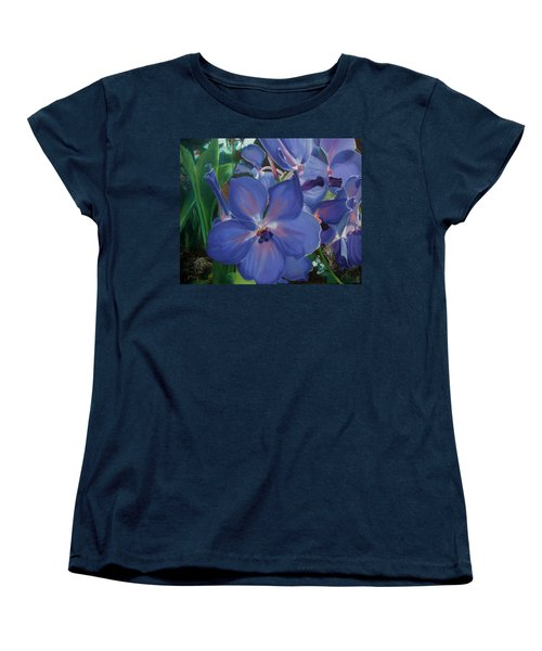 Orchids Women's T-Shirt (Standard Cut)