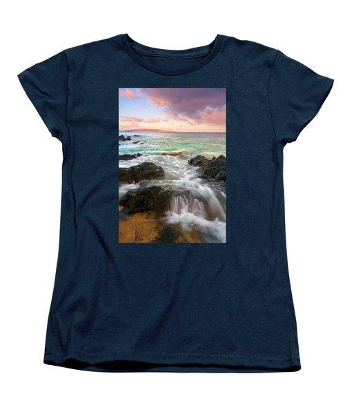Sunrise Surge Women's T-Shirt (Standard Cut)