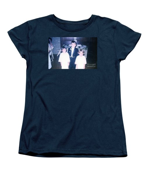 The Cousin Crush Women's T-Shirt (Standard Cut) by Kelly Awad