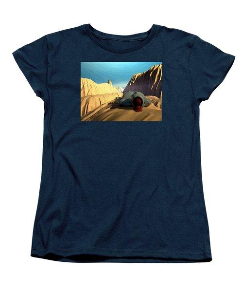 The Midlife Dreamer Women's T-Shirt (Standard Cut)