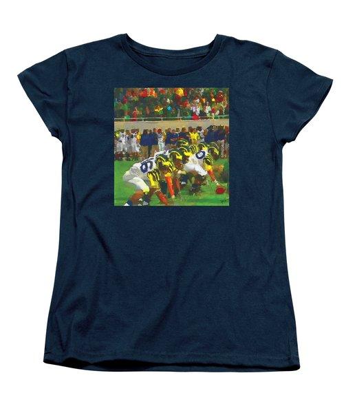 The War Women's T-Shirt (Standard Cut) by John Farr
