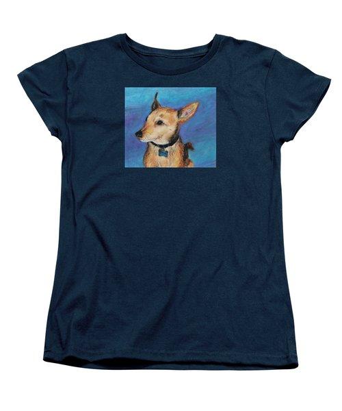 Zack Women's T-Shirt (Standard Cut) by Jeanne Fischer