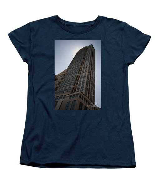 Women's T-Shirt (Standard Cut) featuring the photograph City Architecture by Miguel Winterpacht