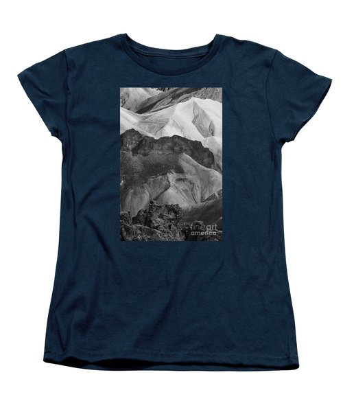 Women's T-Shirt (Standard Cut) featuring the photograph Landmannalaugar Iceland 6 by Rudi Prott