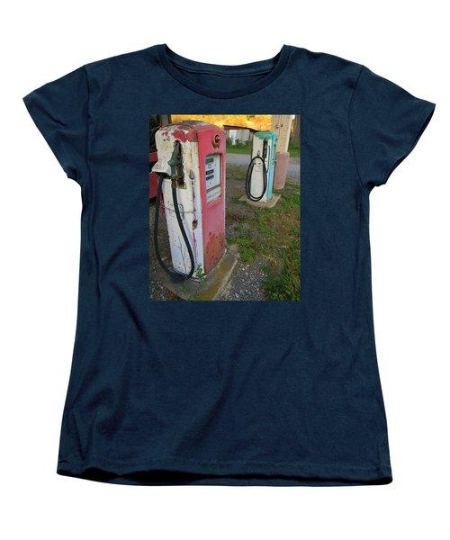 33 Cents Per Gallon Women's T-Shirt (Standard Cut)