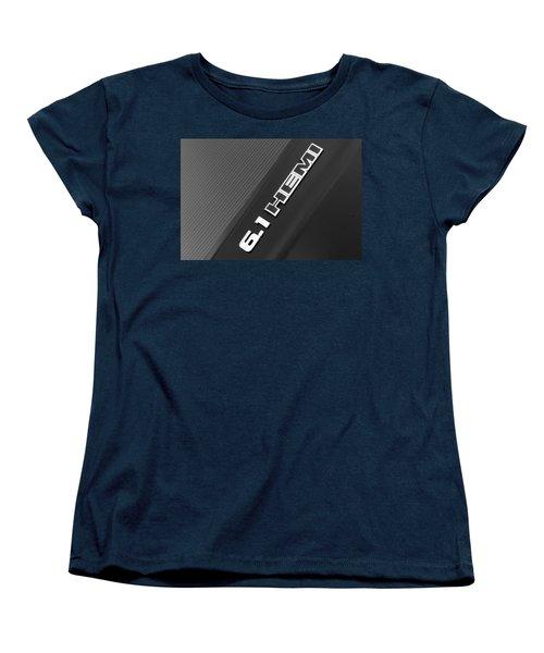 Women's T-Shirt (Standard Cut) featuring the photograph 6.1 Hemi by John Schneider