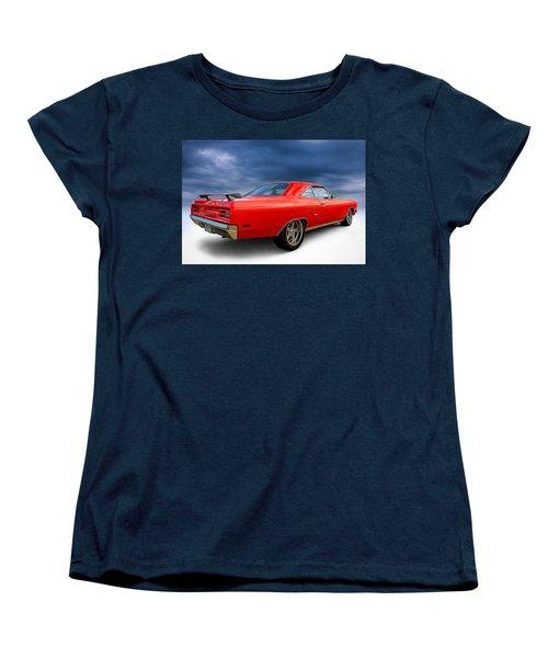'70 Roadrunner Women's T-Shirt (Standard Cut) by Douglas Pittman
