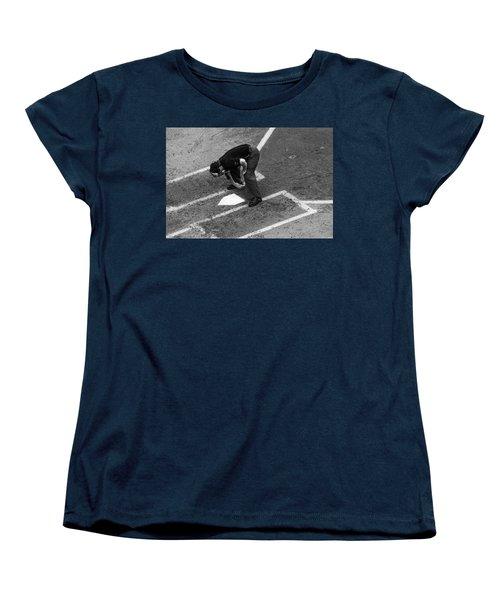 A Clean Home Women's T-Shirt (Standard Cut) by Tom Gort