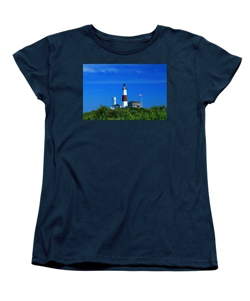 A Clear Day Women's T-Shirt (Standard Cut) by Catie Canetti