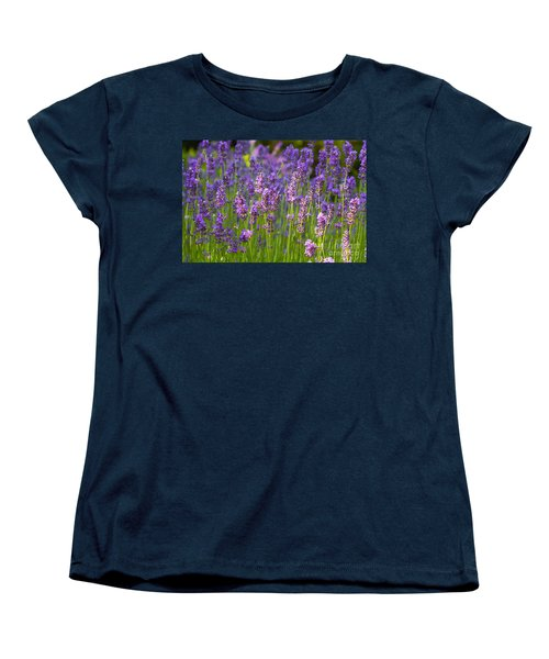 A Friendly Summer Day Women's T-Shirt (Standard Cut) by Juergen Klust