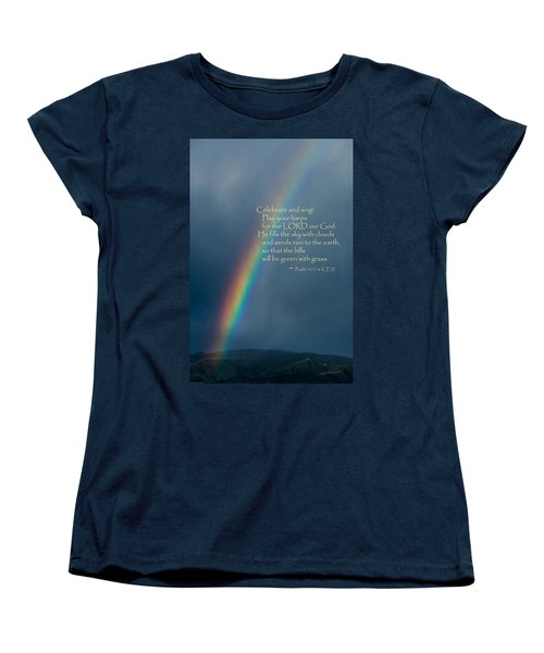 A Gift From God Women's T-Shirt (Standard Cut) by Mick Anderson