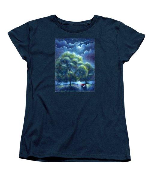 A Hope And A Future Women's T-Shirt (Standard Cut) by Retta Stephenson