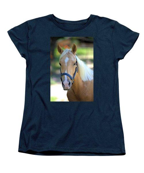 Women's T-Shirt (Standard Cut) featuring the photograph A Loyal Friend by Gordon Elwell
