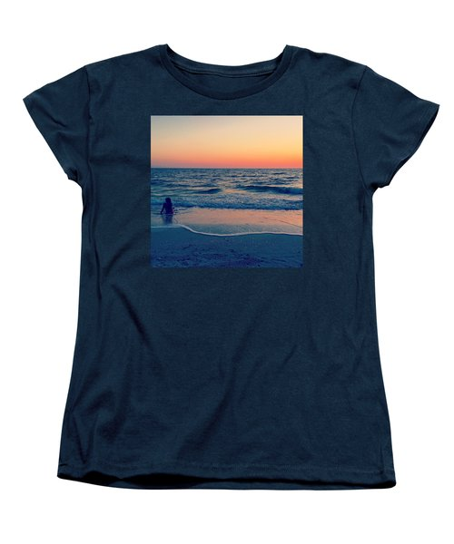 Women's T-Shirt (Standard Cut) featuring the photograph A Moment To Remember by Melanie Moraga