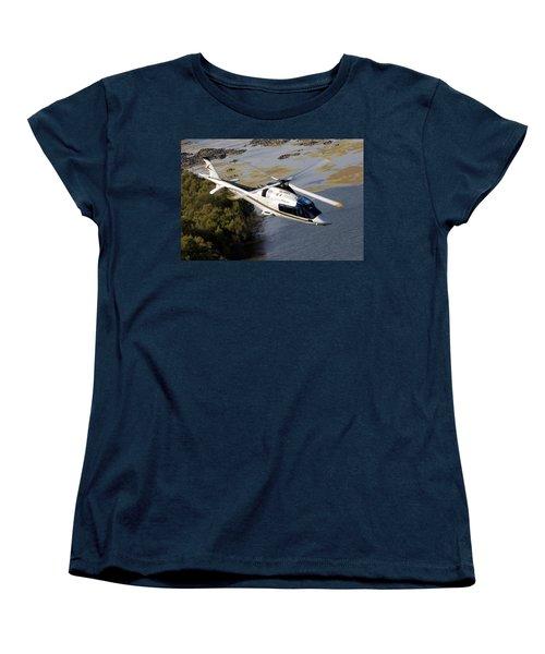 A Paining Women's T-Shirt (Standard Cut) by Paul Job