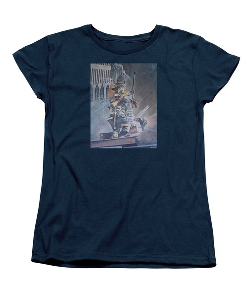 A Prayer For My Brothers Women's T-Shirt (Standard Cut) by Catherine Swerediuk