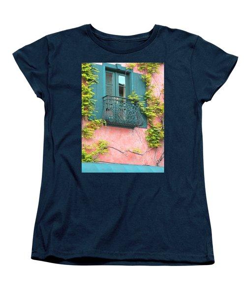 Room With A View Women's T-Shirt (Standard Cut) by Brooks Garten Hauschild