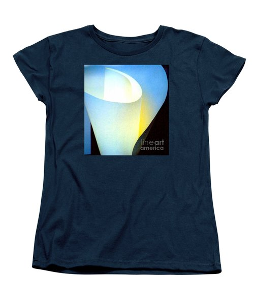 Women's T-Shirt (Standard Cut) featuring the photograph A Shade Of Illumination by Michael Hoard