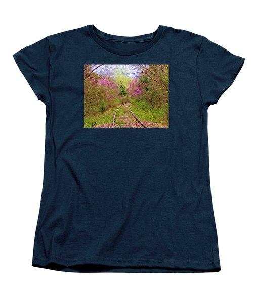 Abandoned #1 Women's T-Shirt (Standard Cut) by Robert ONeil
