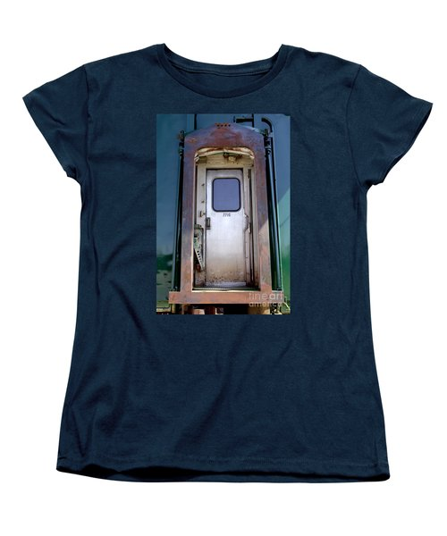 Abandoned Brilliance Women's T-Shirt (Standard Cut) by Liz Masoner