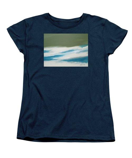 Abstract No. 1 Women's T-Shirt (Standard Cut)