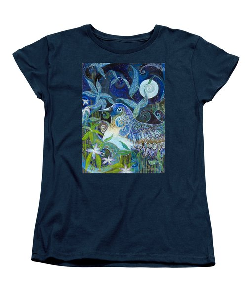 Admiration Women's T-Shirt (Standard Cut) by Leela Payne
