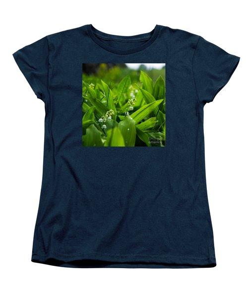 Women's T-Shirt (Standard Cut) featuring the photograph After The Rain by Kennerth and Birgitta Kullman