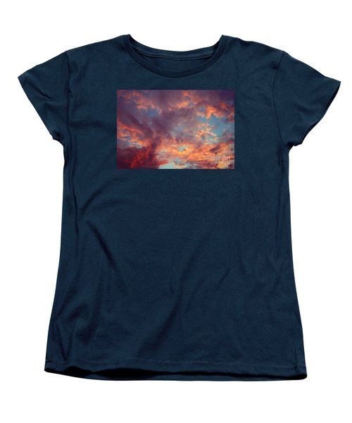 After The Rain Women's T-Shirt (Standard Cut) by Mary-Lee Sanders