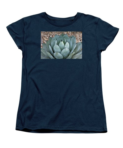 Women's T-Shirt (Standard Cut) featuring the photograph Agave by Lana Enderle