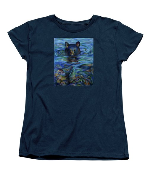 Alaska Stories. Part Two Women's T-Shirt (Standard Cut) by Anna  Duyunova